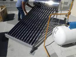 El uso de energía a través de páneles solares se ha intesificado durante los últimos años en el municipio.