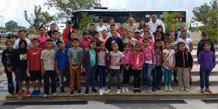 Más de 500 personas beneficiadas del programa: campamentos recreativos de varios municipios del estado