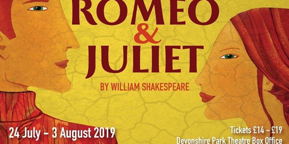 Romeo & Juliet - Open Air Shakespeare