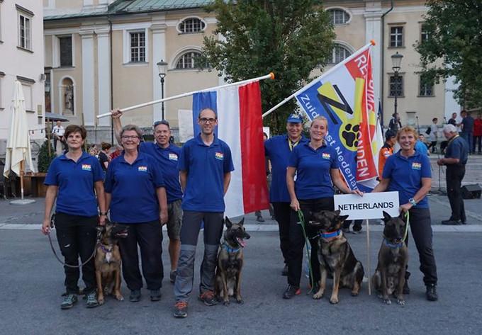 IRO Wereldkampioenschap in Slovenië
