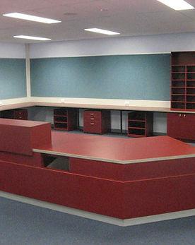 Office Reception Station