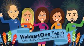 WalmartOne Team