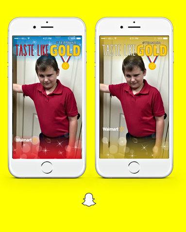 Snapchat GEO Filter Design