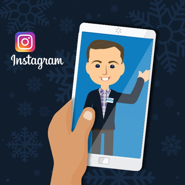 Doug McMillon's Instagram