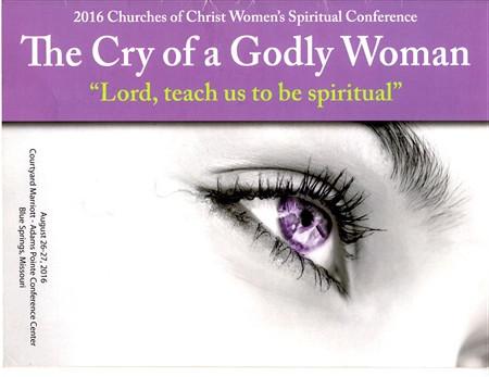COC WOMEN'S SPIRITUAL CONFERENCE 2016