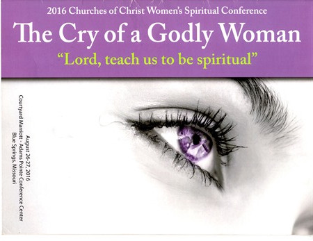 COC WOMEN'S SPIRITUAL CONFERENCE 2016