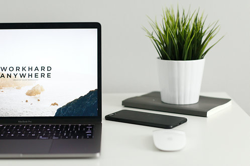 Website and Logo
