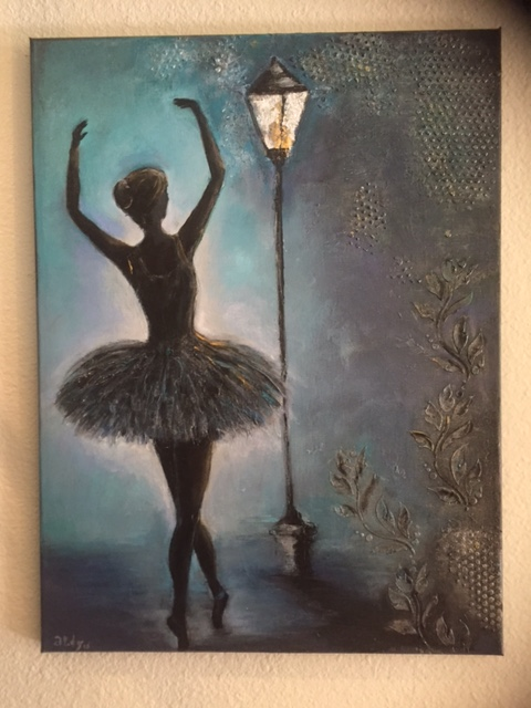 Ballerina (Sold)