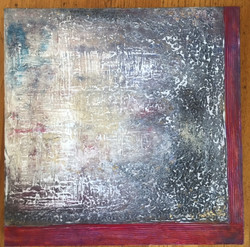 """Total World 18""""x 18"""" (Sold)"""