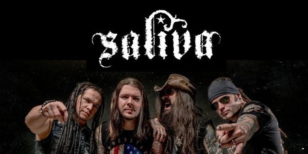 TENTATIVE - Saliva Show @ Wildcatter Saloon