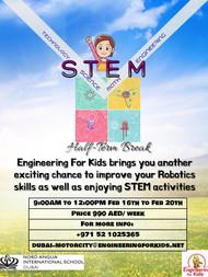 Engineering For Kids Feb Half Term - Fly