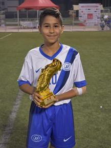 Golden Boot Winner