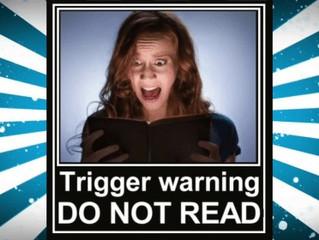 #Triggerwarning
