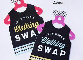 Swap Don't Shop!