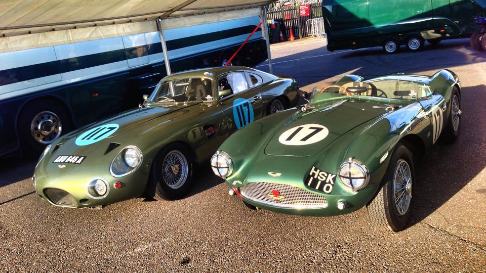 Classic Race Car Restoration