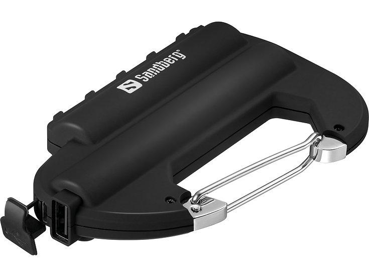 Sandberg Carabiner Powerbank IP67 6000