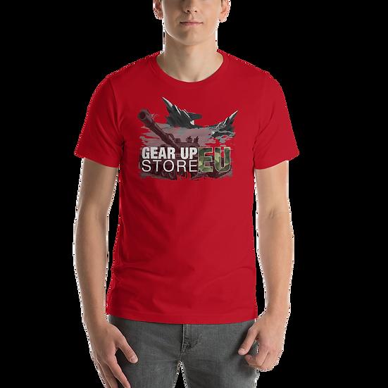 Röd GearUpStore t-shirt 2020