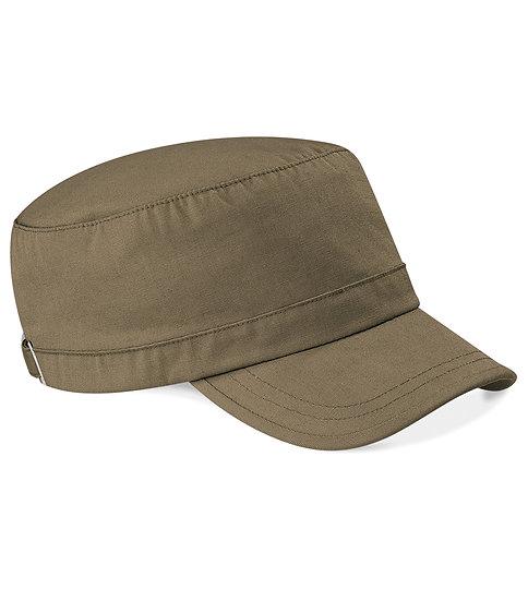 Khaki Army keps