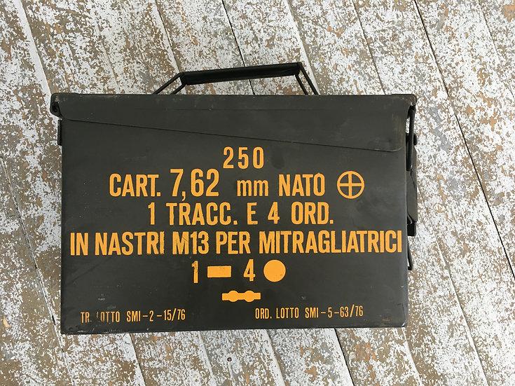 Ammunitionslåda, M19A, Kaliber .30 / 7.62