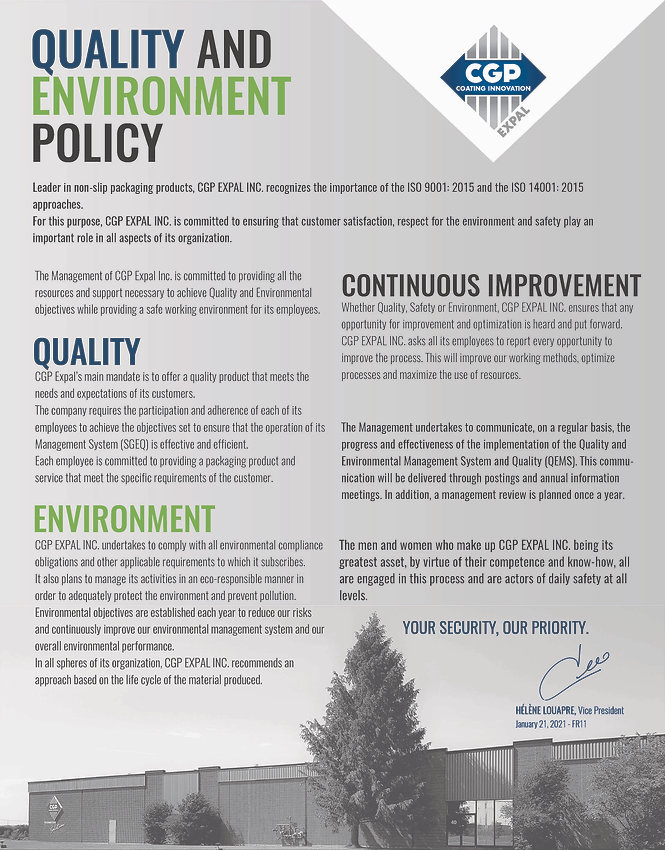 FR11 - Quality and Environment Policy.jp