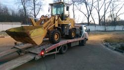 Перевозка тракторов
