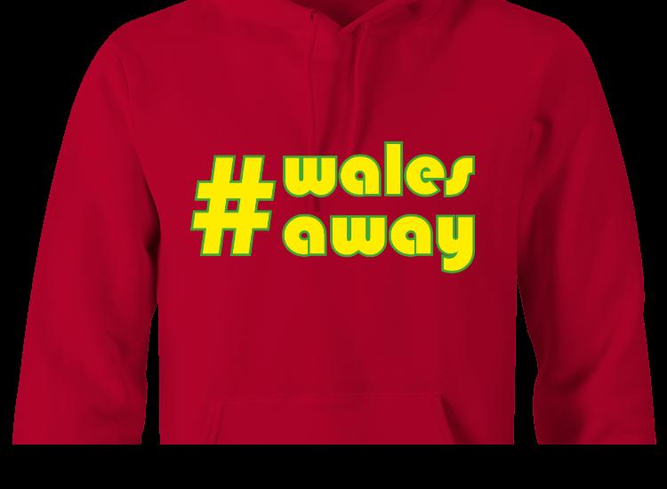 #WalesAway