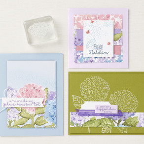 SIMPLE STAMPING HYDRANGEA HILL