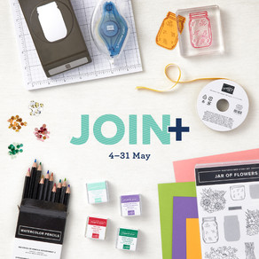 THE BEST DEAL - JOIN STAMPIN' UP!