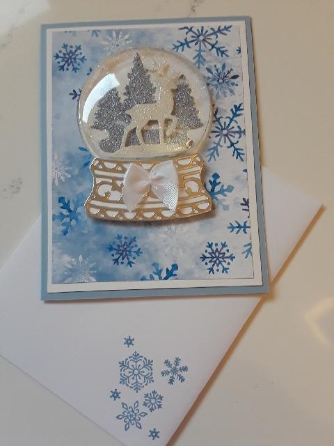 Snow Globe 1