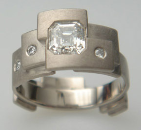 Plate ring