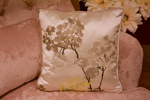 """""""Джорни кант"""", декоративная подушка, цвет: Белый"""