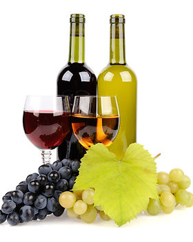 wine-bottle-glass-and-grapes-isolated-on