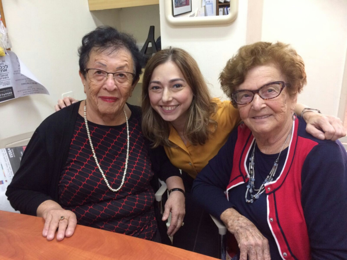 No Time to Waste for Ageing Holocaust Survivors
