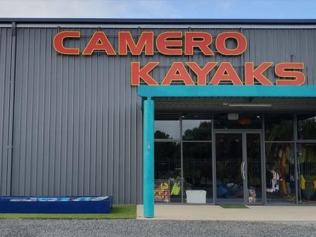 Camero Kayaks History