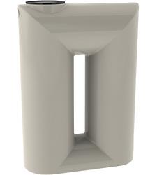 1100L Slimline Rainwater Tank