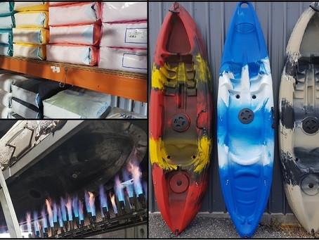 Genuine Australian Made Kayaks