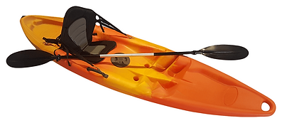 Winger Single Kayak - Made by Camero Kayaks in Adelaide - (20uv rating poly)