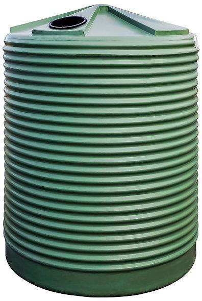 5000L Round Rainwater Tank