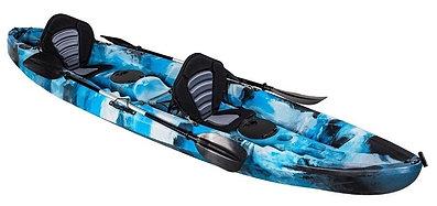 Oceanus Tandem Kayak - Kuer Kayaks 8uv