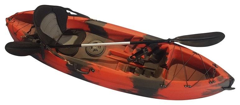 Fish Striker Kayak - Made by Camero Kayaks in Adelaide - (20uv rating poly)