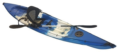 Fish Invader Kayak - Made by Camero Kayaks in Adelaide - (20uv rating poly)