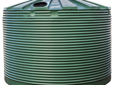What Capacity Rainwater Tank Can I Fill?