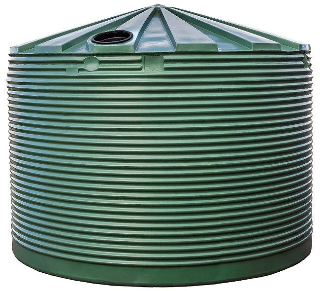 22500L Round Rainwater Tank