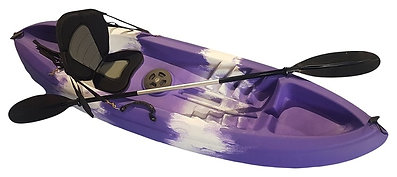 Striker Single Kayak - Made by Camero Kayaks in Adelaide - (20uv rating poly)