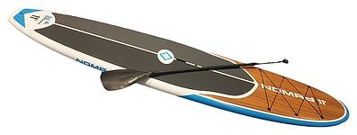 """11"""" Redback Nomad Fibreglass SUP w Carbon Fibre Paddle"""