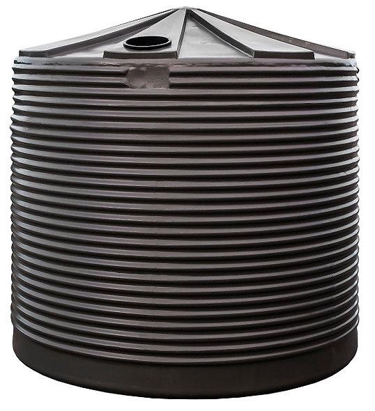 11500 Round Rainwater Tank