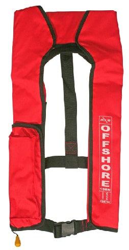 Inflatable Kayaking PFD