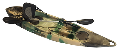 Glide 1+1 Kayak - Kuer Kayaks 8uv