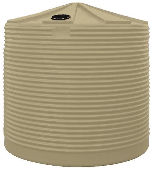 9000L Round Rainwater Tank