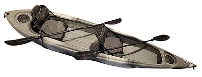 Ventura Tandem Canoe - 20uv polyethylene